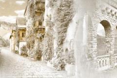 Скинали архитектура древних городов