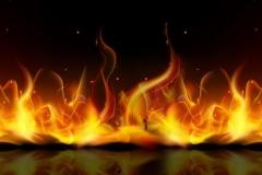 Скинали огонь
